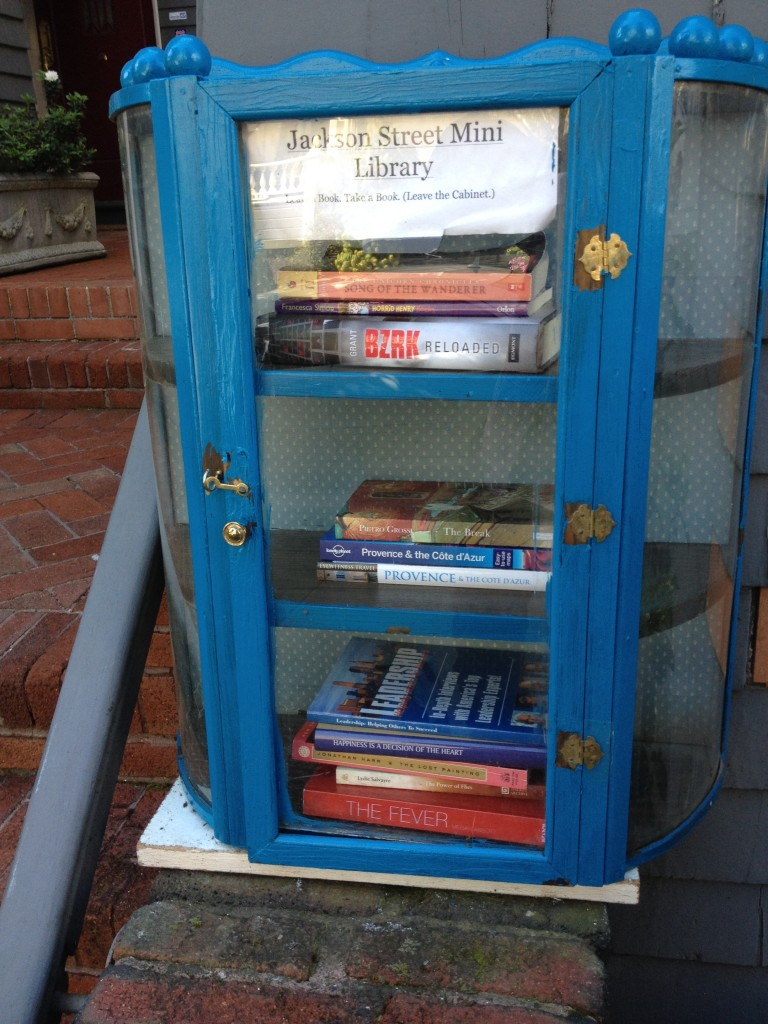 the free library sf