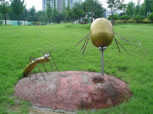 Mosquito Monument