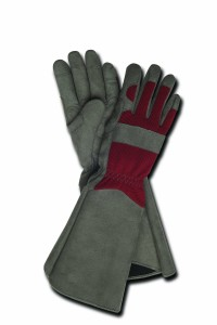 magid gauntlet rose gloves
