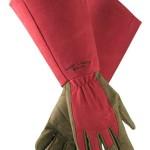 west county gauntlet rose gloves