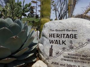 Desert Garden Huntington Botanical Gardens