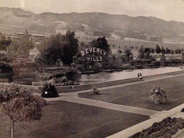 Beverly hills 1920