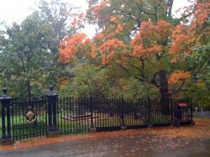 Fall Color East Coast