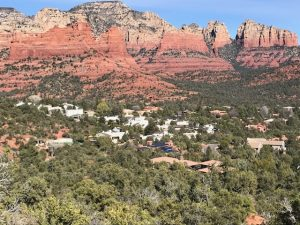 Sedona Arizona Homes and Gardens
